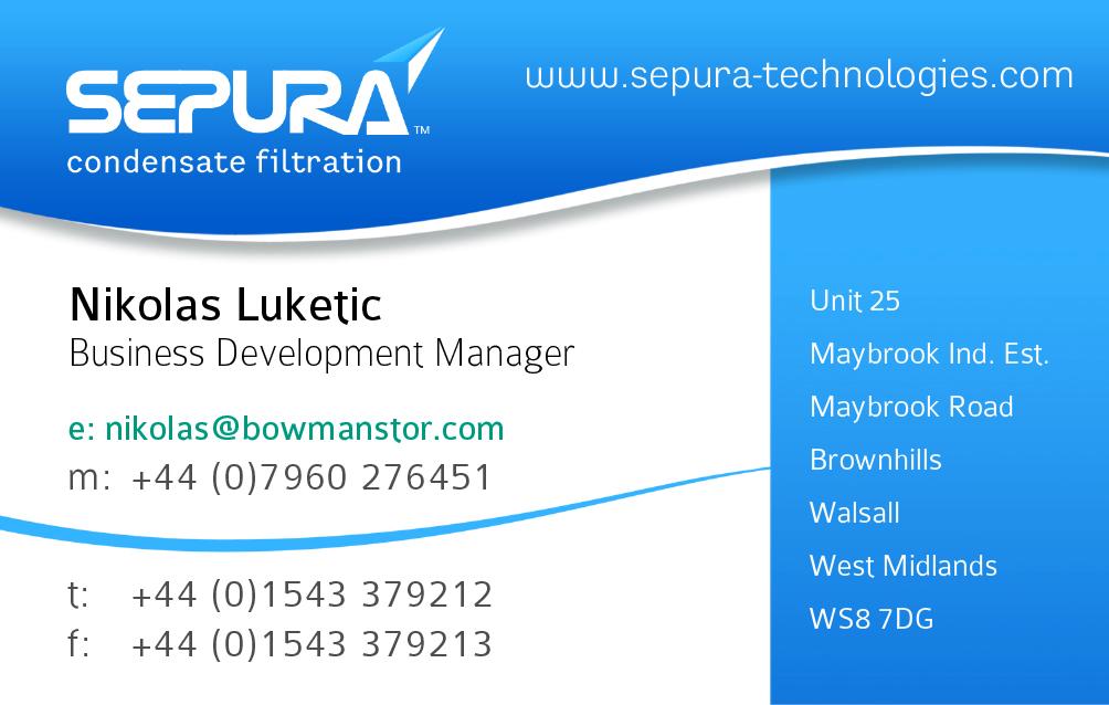 Nikolas Luketic business card