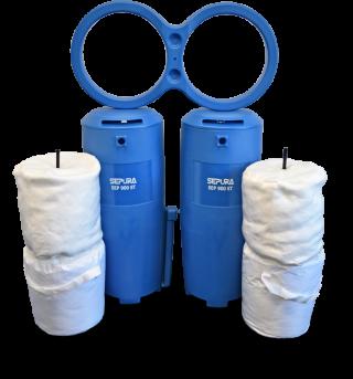 SEP 1800/2500 ST Öl-Wasser-Trenner Kondensatreiniger