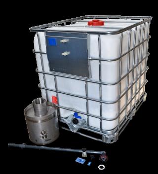 SEP 3500/7000 ST Separadores de agua y aceite Depurador de condensados